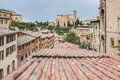 Santa Caterina church in Siena, Tuscany, Italy. Royalty Free Stock Photo