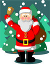Santa Claus 05 Stock Photo