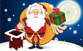 Santa Claus Christmas Royalty Free Stock Images