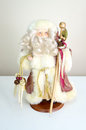 Santa Claus doll Stock Image