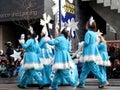 Santa Claus Parade 2008, Toronto Stock Photos