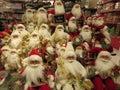 Santa clause kept for christmas sale Stock Photos