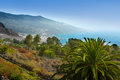 Santa Cruz de La Palma in Atlantic Canary islands Royalty Free Stock Image