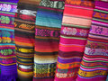 Santa Fe Colors Stock Image