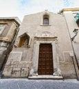Santa Maria dei miracoli church, Ortigia