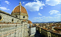 Santa Maria del Fiore in Florence, Italy Royalty Free Stock Photo