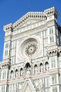 Santa maria del fiore in florence italy Royalty Free Stock Photography