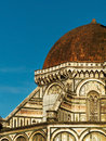 Santa maria del flore florence italy cathedral Royalty Free Stock Image