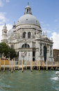 Santa Maria Della Salute church, Venice Stock Images