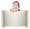 Santa Needs You Royalty Free Stock Photo