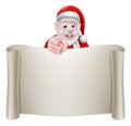 Santa Needs You Royalty Free Stock Photo