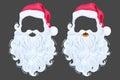 Santa photo props