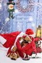 Where is santa claus Royalty Free Stock Photo