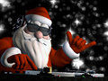 Santa's In Da House Royalty Free Stock Images