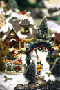 Santa's workbench. Stock Photography