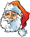 Santas Royalty Free Stock Images