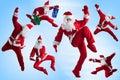 Santas Clause Royalty Free Stock Photo