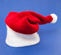 Santas hat Royalty Free Stock Photo