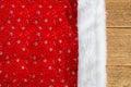 Santas hat Royalty Free Stock Photo
