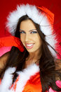 Santas Woman Royalty Free Stock Photos