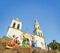 Koloniálnej kostol v mexiko