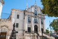 Santo antonio church lisbon portugal Royalty Free Stock Photography