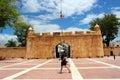 Santo Domingo Pantheon tower Royalty Free Stock Photo