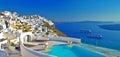 Royalty Free Stock Photos Santorini