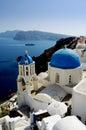 Santorini 4 Stock Images
