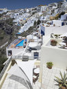 Santorini - Greece Stock Photo