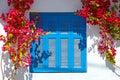 SANTORINI IN GREECE Royalty Free Stock Photo