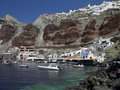 Santorini - Greek Islands Stock Photos