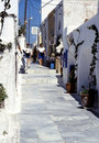 Santorini island, Cyclades, Greek Stock Image