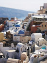 Santorini Oia TS Stock Photos