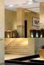 Sanya china sea court hotel four seasons the environment,the lobby,sanya hotel,sanya tourism,a Royalty Free Stock Photo