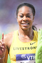 Sanya Richards-Ross Royalty Free Stock Photo