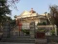 Sanyi church in xiamen city southeast china gulangyu island of Royalty Free Stock Photography