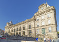 Sao bento railway station porto portugal in Royalty Free Stock Photos