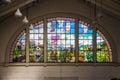 Sao Paulo Municipal Market Brazil - Stained glass