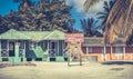 Saona island, Dominican Republic Royalty Free Stock Photo