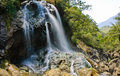 Sapa waterfall Royalty Free Stock Photo