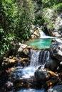 Sapadere Canyon waterfalls Alanya, Antalya - Turkey.