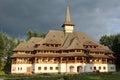 Sapanta Peri Monastery Royalty Free Stock Photo