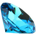 Sapphire Gemstone Royalty Free Stock Images