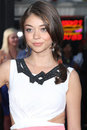 Sarah Hyland Royalty Free Stock Images