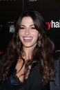 Sarah Shahi at the 2012 Gracie Awards Gala, Beverly Hilton Hotel, Beverly Hills, CA 05-22-12 Royalty Free Stock Images