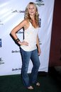 Sarah wright at the los angeles premiere of surfer dude malibu cinemas malibu ca Royalty Free Stock Photos