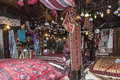 Sarajevo, bosnia and herzegovina, europe, europe, turkish rugs and objects store Royalty Free Stock Photo