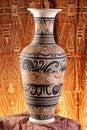 Sarawak Pottery Royalty Free Stock Photo