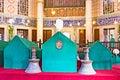 The sarcophagi Royalty Free Stock Photo